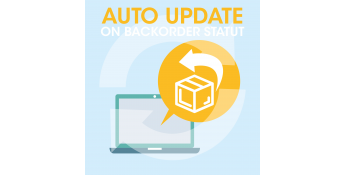 Auto update On backorder...